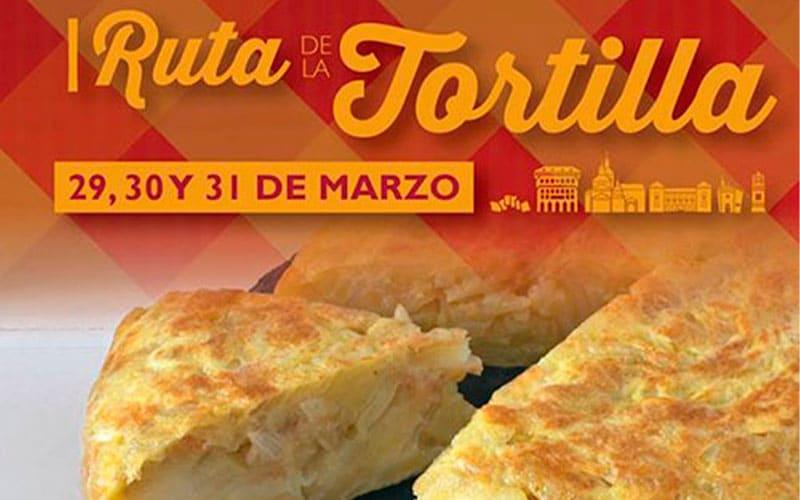 Primera edición de la Ruta de la Tortilla en Arganda