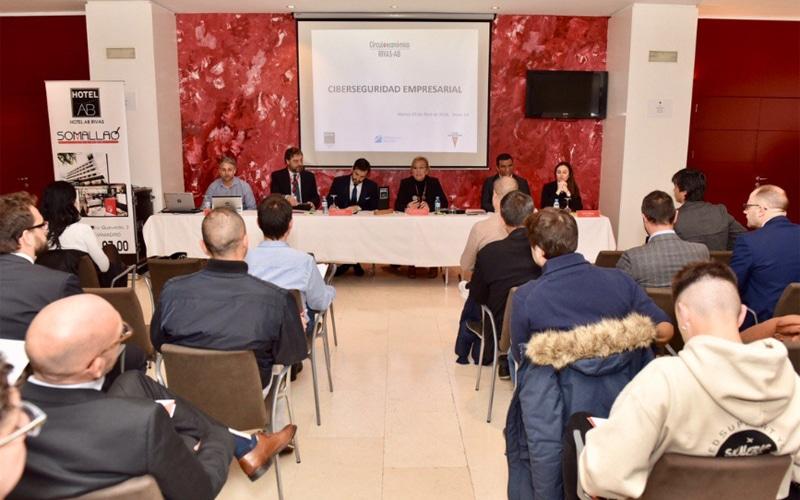 El Hotel AB Rivas reafirma su compromiso con la ciudad con una nueva edición del Círculo Económico AB