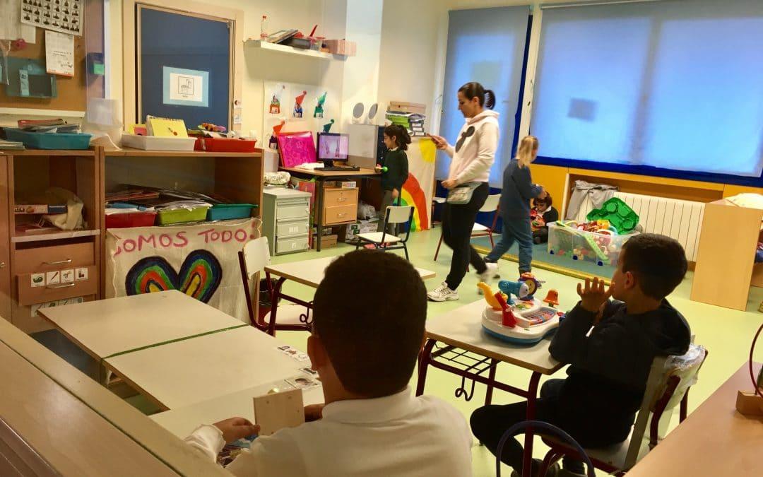 Colegio María Isabel Zulueta: un centro muy especial en Rivas
