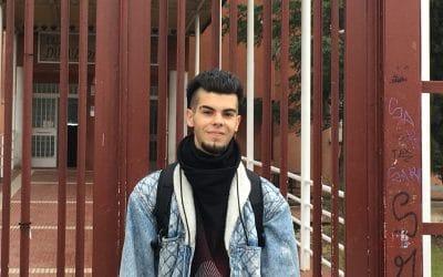 Carlos López: un filósofo de 'campeonato' en el IES Duque de Rivas