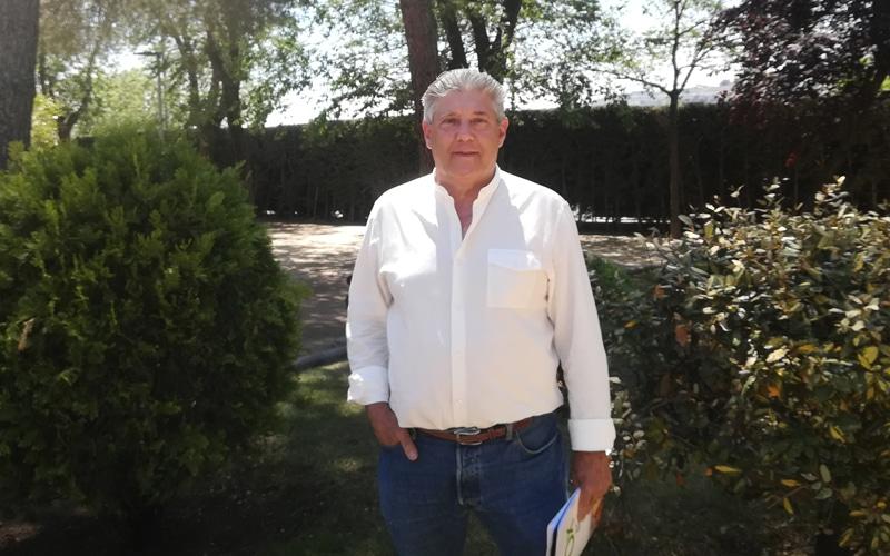 Antonio Sanz, candidato de Vox: 'La izquierda ha tenido Rivas abandonada durante años'