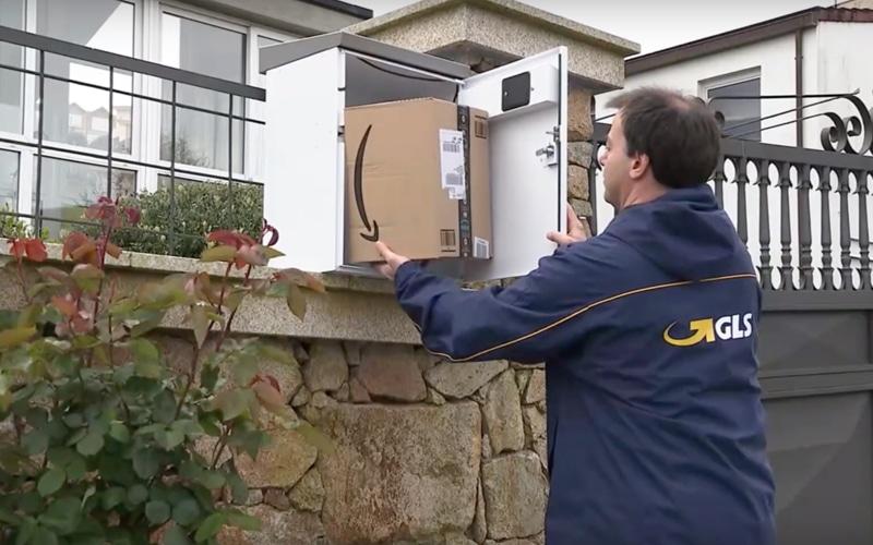 Adiós a las entregas fallidas: llegan los buzones inteligentes para recibir paquetes aunque no estés en casa