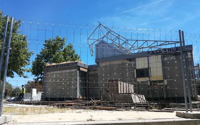 casa solar rivas ecopolis desmantelada