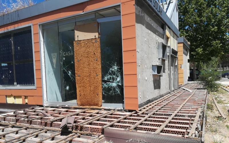 deterioro casa solar rivas