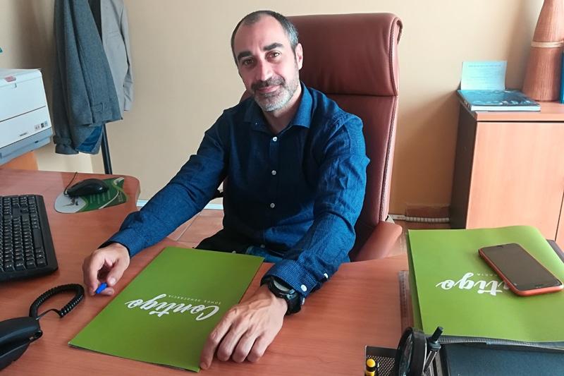Ignacio Checa, candidato de Contigo Somos Democracia: 'Queremos que Rivas vuelva a ser comparada con las mejores ciudades de Europa'