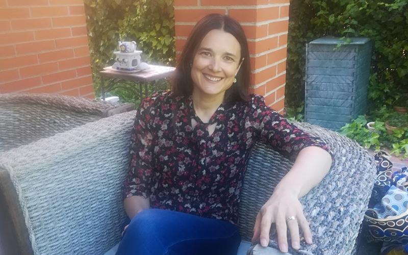 Lucía Causo, candidata de Rivas Puede a la Alcaldía de Rivas