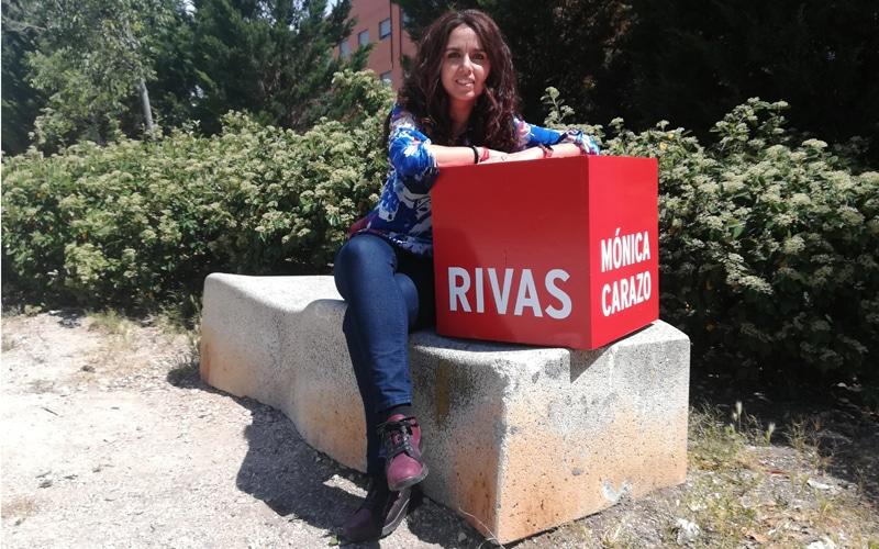 Mónica Carazo, PSOE de Rivas