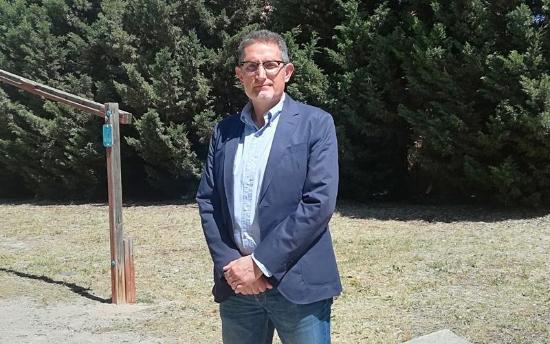 Marcos Sanz, candidato de Actúa a la Alcaldía de Rivas Vaciamadrid