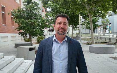 Pedro del Cura, candidato de IU-Equo-Más Madrid: 'Los que dicen que van a bajar el IBI van a privatizar o dejar de prestar servicios, y tienen que decir cuáles'
