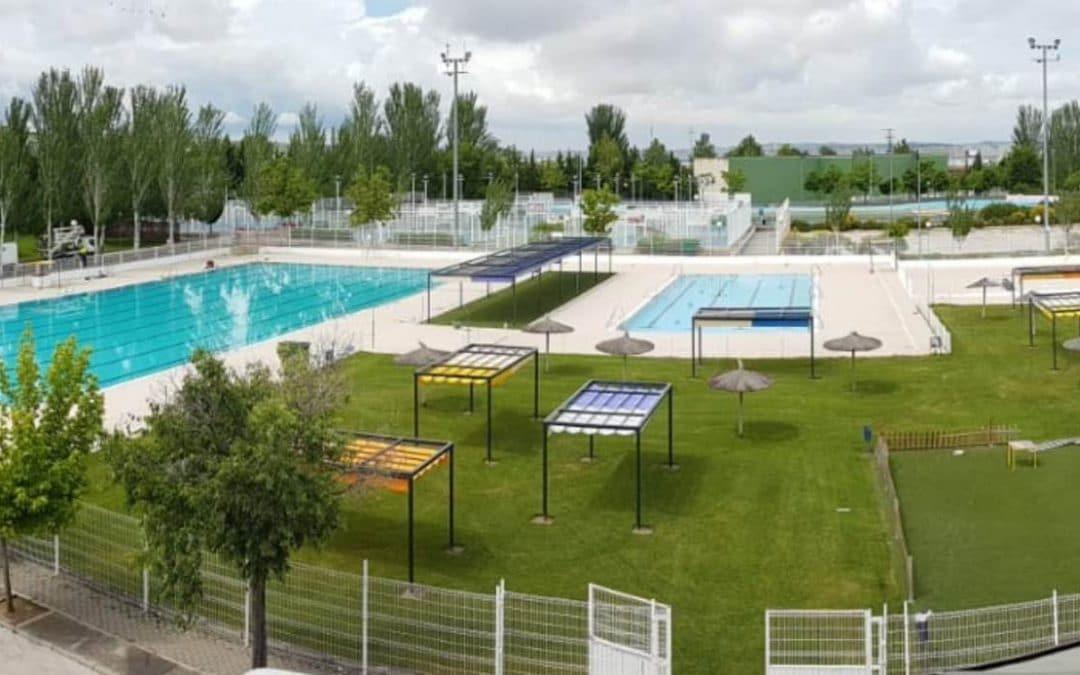 Arganda abre sus piscinas desde el 1 de junio