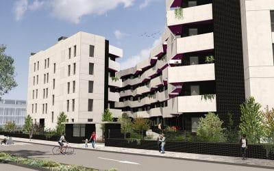 El Ayuntamiento de Rivas anuncia 83 viviendas nuevas de alquiler joven para 2022