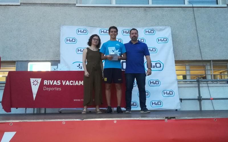 Álvaro Galindo, patinaje artístico, premio al deportista de base masculino