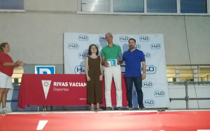 Alberto Dopazo, premio apoyo a deportistas con diversidad funcional