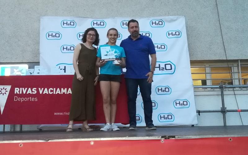 Andrea Lorenzo, premio deportista femenina de base