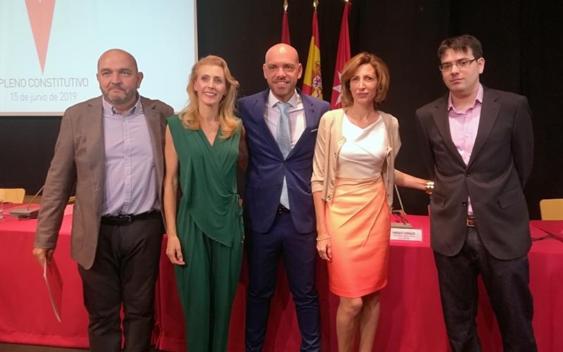 La 'número dos' de la lista de Ciudadanos en Rivas deja su acta como concejala