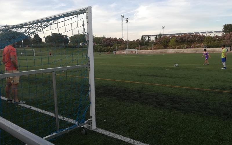 Las ligas municipales de fútbol de Rivas se aplazan hasta noviembre