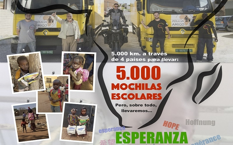 La FAPA Rivas se suma al 'Mochila Solidaria Challenge': lleva la tuya a la Fiesta de la Educación Pública