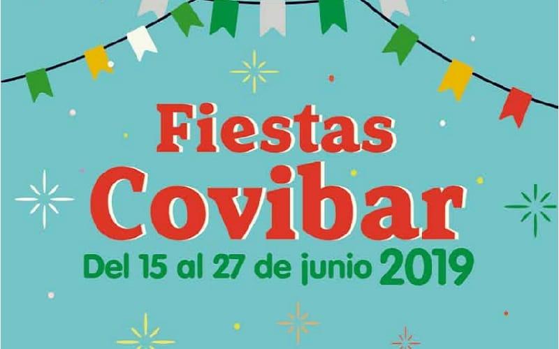 Covibar celebra sus fiestas con danza, torneos y actividades para todos los públicos