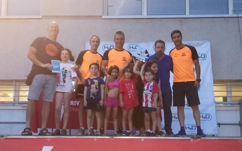 Judo Club Rivas, premio Mejor Entidad Deportiva