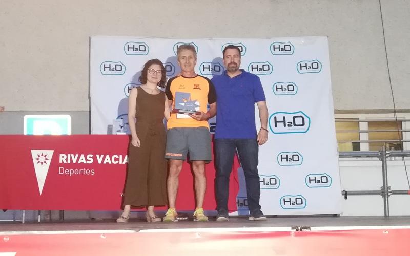 Judo Club Rivas, premio al mejor equipo masculino y entidad deportiva