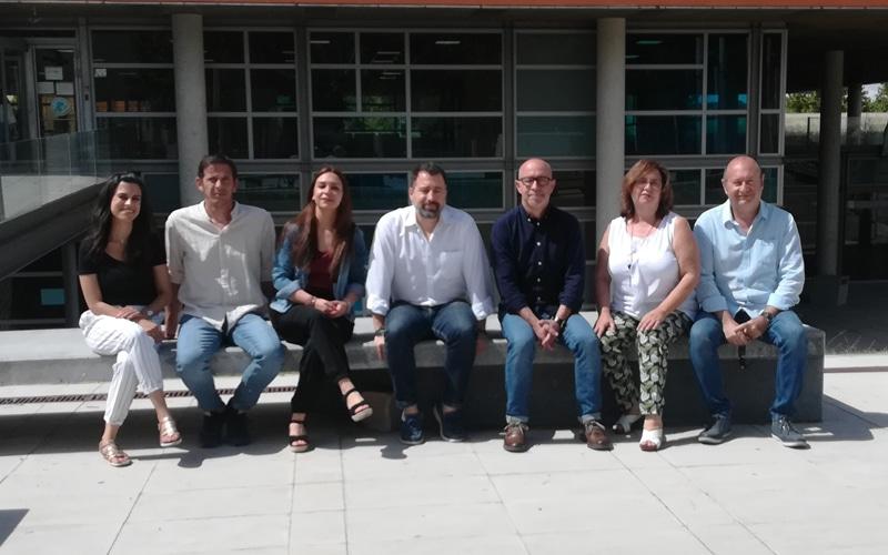 Miembros del Gobierno de Rivas Vaciamadrid pertenecientes a IU-Equo-Más Madrid