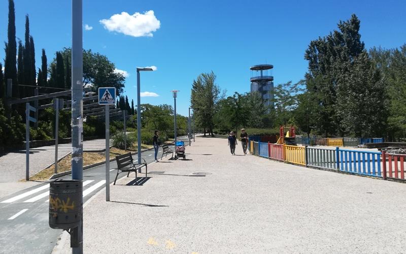 El Parque Lineal de Rivas contará con un 'paseo fotográfico' dedicado a los animales