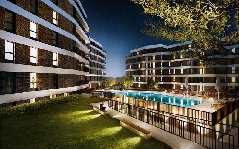 Avanzan las obras de Residencial Melbourne en Rivas: última fase a la venta