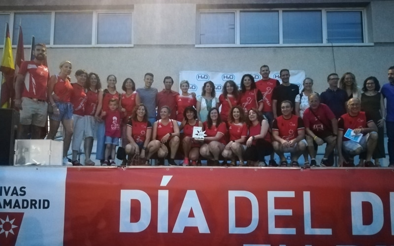 Club Running Rivas, Premio Mujer y Deporte 2019