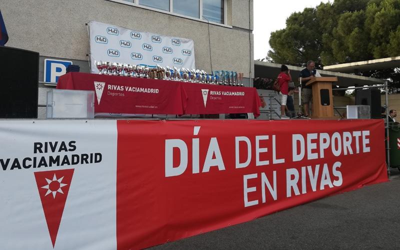 Polémica por el Premio del Deporte de Rivas a la Comunicación y Difusión