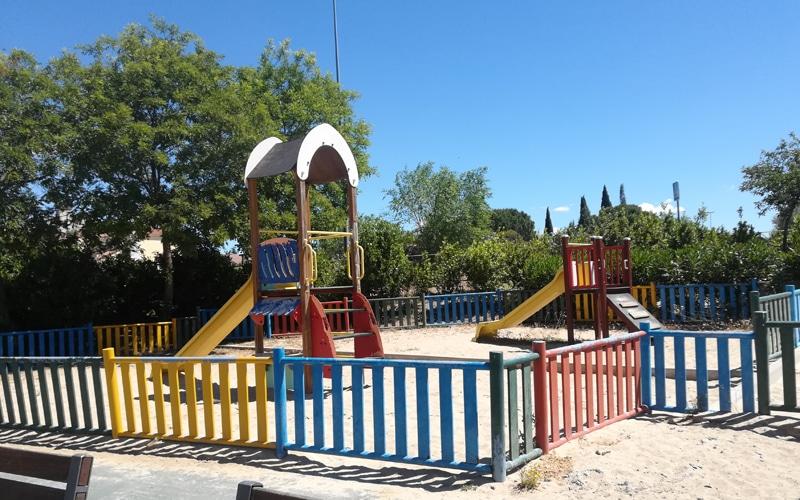 Rivas cierra desde este viernes sus parques infantiles
