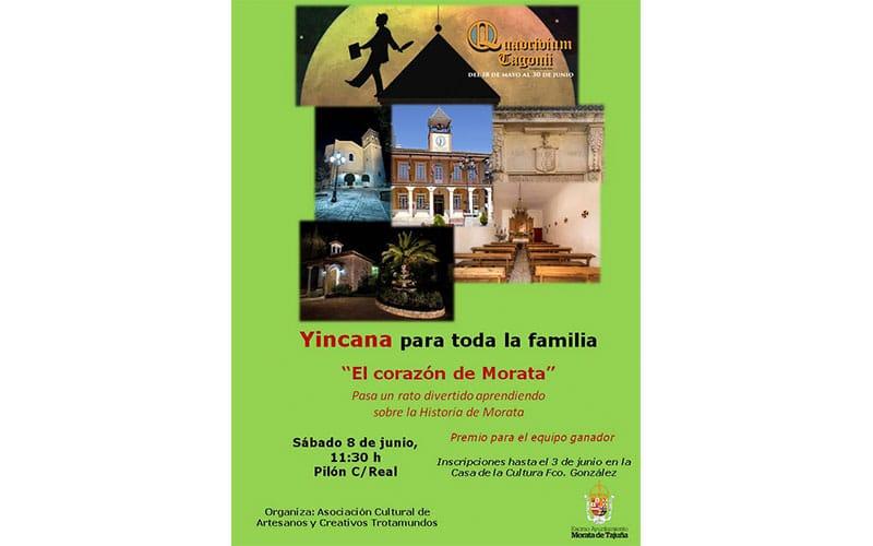 Yincana en familia