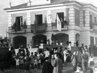 inauguracion rivas 1959