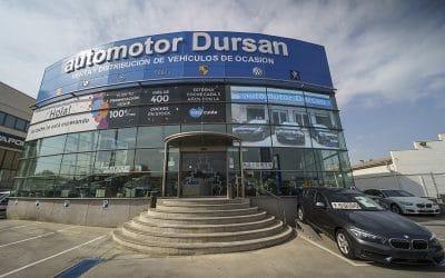 Llegan los 'Dursan Days': hasta 1.000 euros por la entrega de tu viejo coche