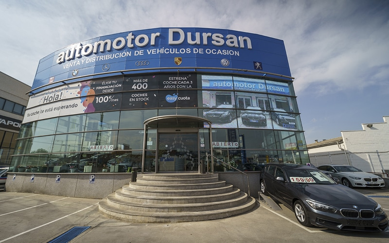 Automotor Dursan celebra sus 15 años con una selección de su mejor 'stock' a precios exclusivos en la Feria del Automóvil de Rivas