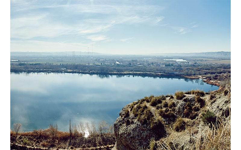 Infantil: Otoño en la laguna de El Campillo