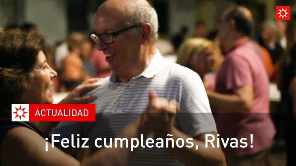 60 aniversario rivas pueblo celebracion video