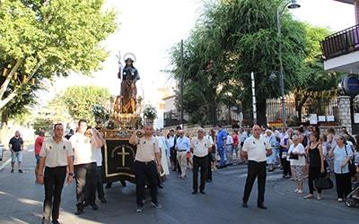 Comienzan las fiestas de San Roque en Arganda