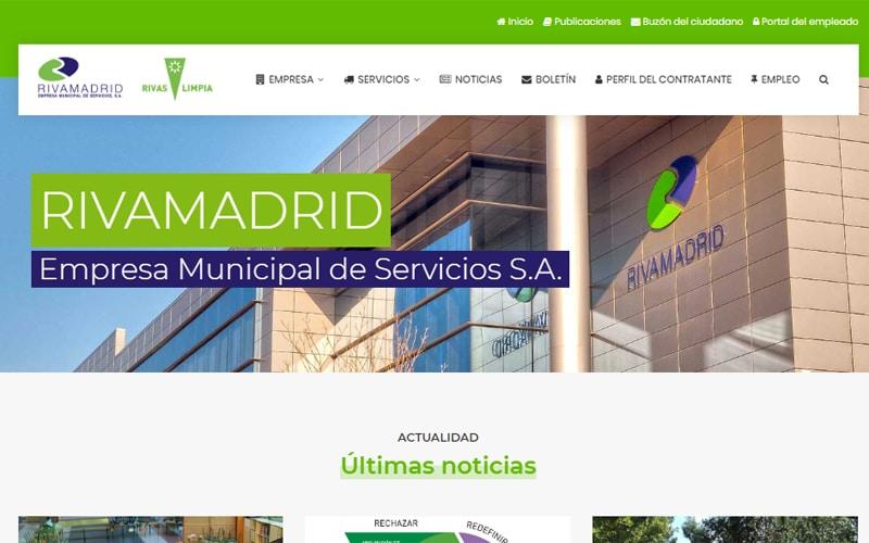 Siete cosas que puedes conocer (y hacer) en la web de Rivamadrid