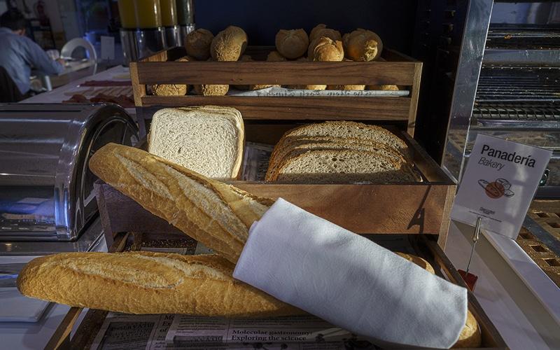 panes desayuno buffet hotel ab rivas