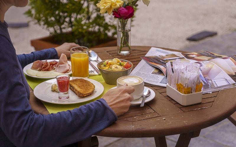 Un homenaje para empezar el día: descubre los desayunos buffet de los Hoteles AB Rivas y Arganda