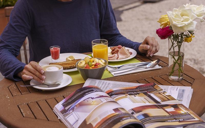 desayunos buffet hotel ab arganda