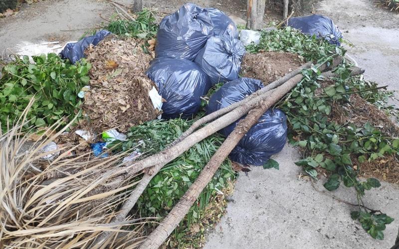 basura rivas contenedores