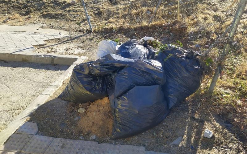 basura vertidos rivamadrid