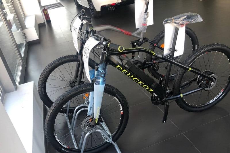 Iluscar Rivas celebra la Semana de la Movilidad con descuentos del 20% en bicicletas eléctricas Peugeot