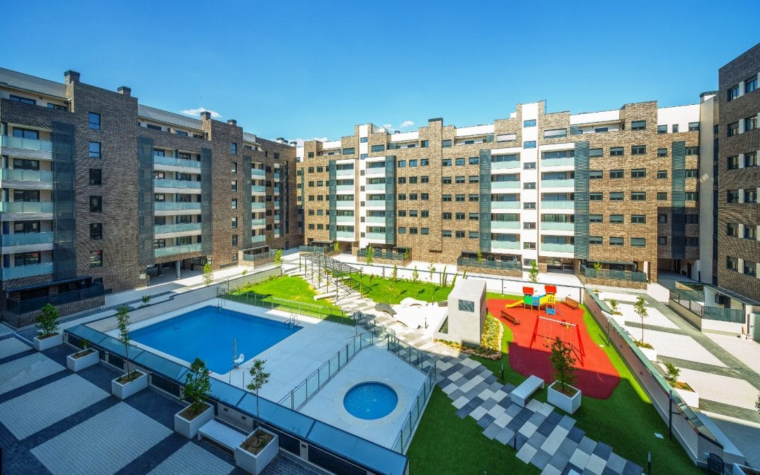 Entregados los 224 pisos del VI Plan de Vivienda de Rivas