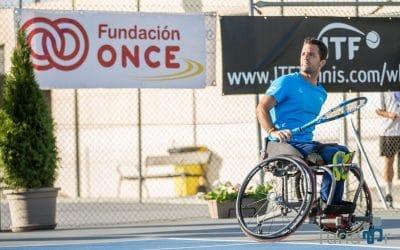 Rivas acoge el V Open Internacional Fundación ONCE en silla de ruedas