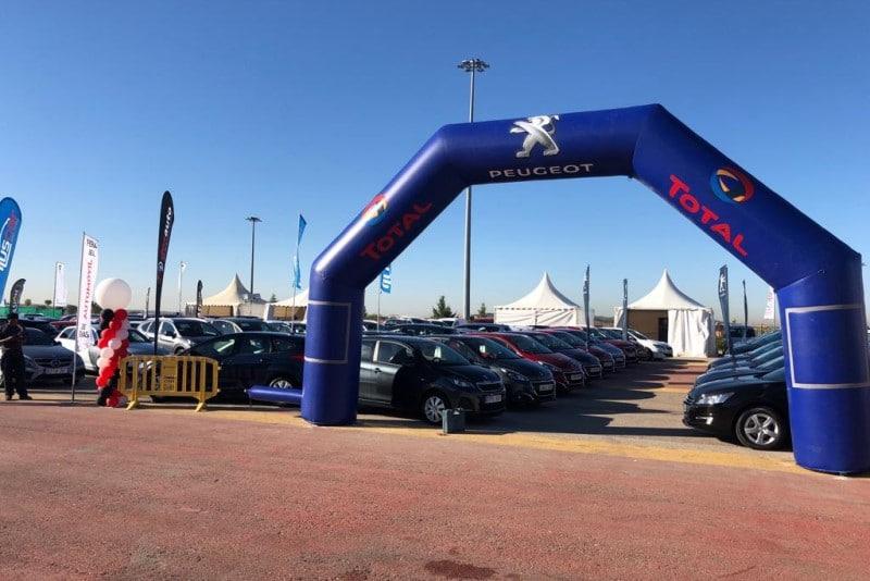 Iluscar acude a la Feria del Automóvil de Rivas con ofertas exclusivas en una amplia gama de vehículos