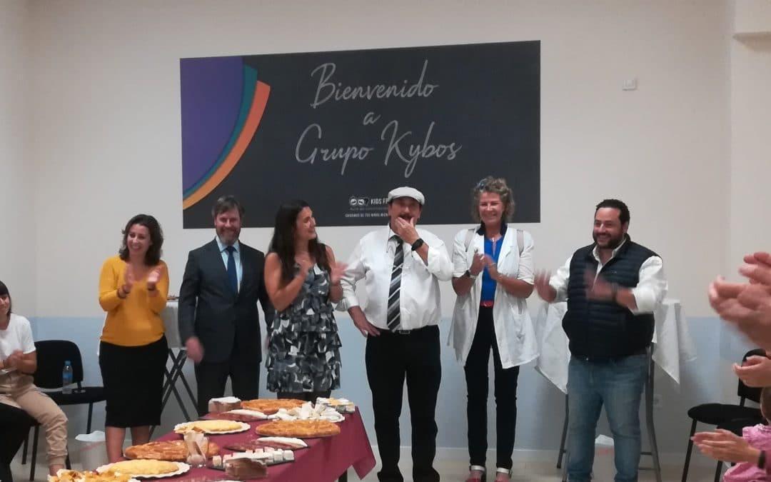 Grupo Kybos crece y amplía su local en Rivas