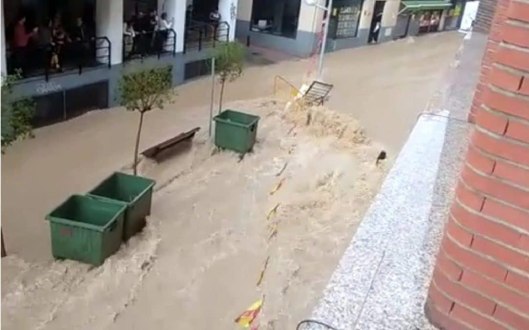 El Canal de Isabel II realizará obras de saneamiento en Arganda por valor de 20 millones para prevenir nuevas inundaciones