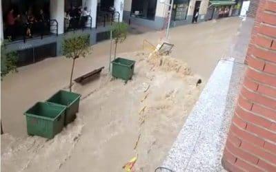 Llueve sobre mojado en Arganda: el municipio hace balance de la segunda gran tormenta en menos de un mes